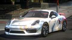 Porsche 718 Cayman GT4 S8 for GTA 4