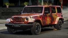 Jeep Wrangler PSI-U S8 for GTA 4
