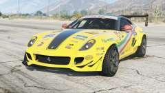 Ferrari 599 GTB Fiorano 2007〡Formula Drift for GTA 5