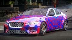 Jaguar XE GST S8 for GTA 4