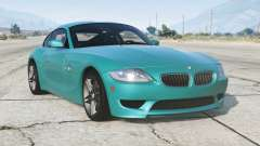 BMW Z4 M coupe (E86) 2006〡add-on v2.0 for GTA 5