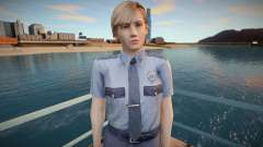 Rita Phillips RPD - Resident Evil Outbreak for GTA San Andreas