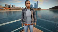 The Girl in the Jacket for GTA San Andreas