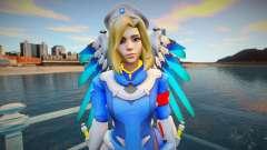 Mercy (Combat Medic Ziegler) from Overwatch for GTA San Andreas