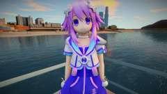 Hyperdimension Neptunia-Neptune for GTA San Andreas