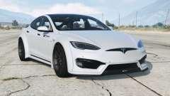 Tesla Model S P100D Prior-Design 2017〡wide body kit〡add-on v1.1 for GTA 5