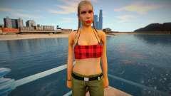 Skin from GTA V v5 for GTA San Andreas