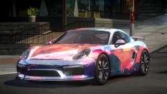 Porsche 718 Cayman GT4 S6 for GTA 4