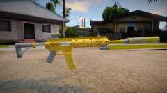 Carabine Rifle Luxe from Grand Theft Auto V
