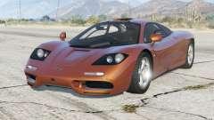 McLaren F1 1993〡add-on for GTA 5