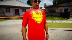 New T-Shirt - tshirtzipcrm for GTA San Andreas