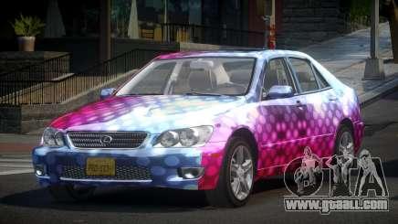 Lexus IS300 U-Style S1 for GTA 4