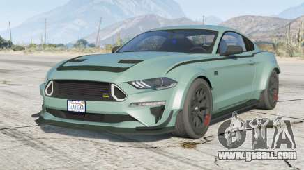 Ford Mustang RTR Spec 5 2018 v1.5 for GTA 5