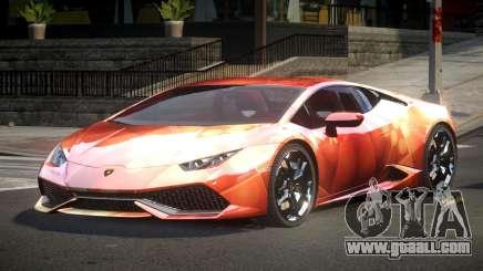 Lamborghini Huracan LP610 S10 for GTA 4