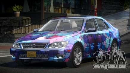 Lexus IS300 U-Style S2 for GTA 4
