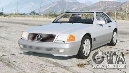 Mercedes-Benz 600 SL (R129) 1993 v1.2 for GTA 5