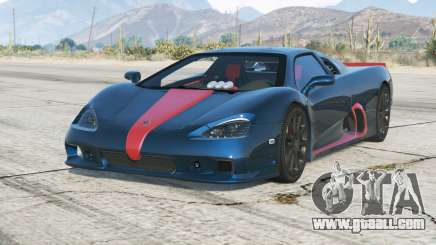 SSC Ultimate Aero 2009〡add-on v1.1 for GTA 5