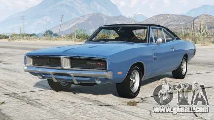 Dodge Charger RT 426 Hemi (XS 29) 1969〡add-on for GTA 5
