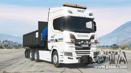 Scania S730 Highline Construction Truck [ELS] for GTA 5