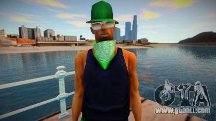 Las Venturas Families Gang v3 for GTA San Andreas