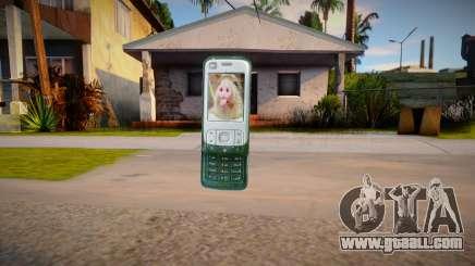 Nokia 6110 navigator for GTA San Andreas
