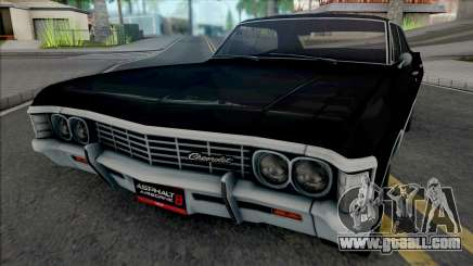 Chevrolet Impala 1967 (Asphalt 8) for GTA San Andreas