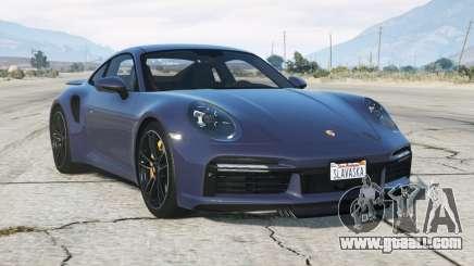 Porsche 911 Turbo S (992) 2020〡add-on v1.1 for GTA 5
