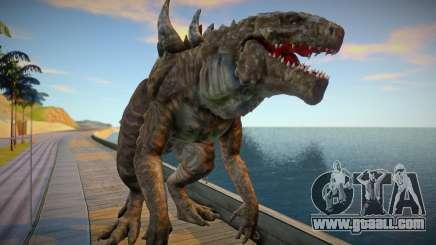 Godzilla 1998 for GTA San Andreas