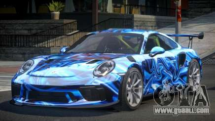Porsche 911 BS GT3 S8 for GTA 4