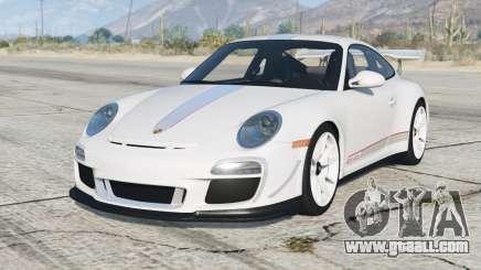 Porsche 911 GT3 RS 4.0 (997) 2011〡add-on v2.0 for GTA 5