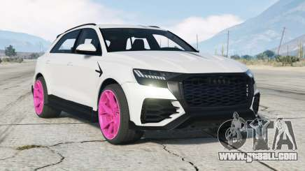 Audi RS Q8 Mansory 2020〡add-on for GTA 5