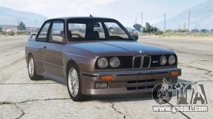 BMW M3 (E30) 1991〡add-on v1.3 for GTA 5