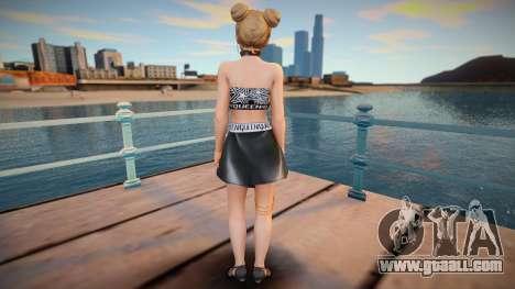 Marie Rose Dancing All Night for GTA San Andreas