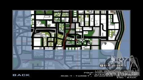 Ganton House Retexture for GTA San Andreas
