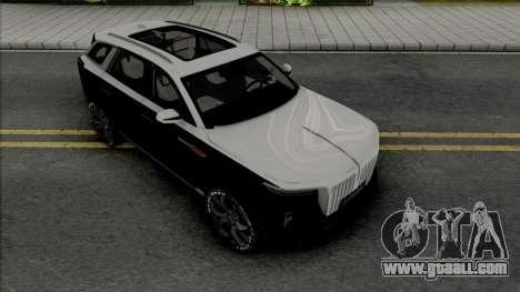Hongqi E-HS9 2021 for GTA San Andreas