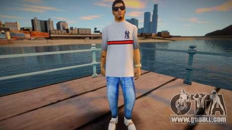 Omyst gucci boy for GTA San Andreas
