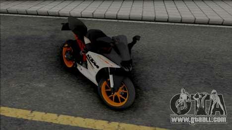 KTM RC 390 for GTA San Andreas