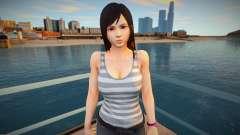 Dead Or Alive 5 - Kokoro (Costume 5) for GTA San Andreas