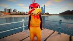 Turkey Mascot (from Dead Rising 4) for GTA San Andreas