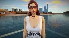Fortnite - Ruby Fashion Casual V2 for GTA San Andreas