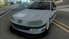 Peugeot Pars Sport (BBS Rims) for GTA San Andreas