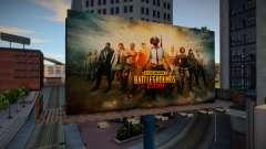 Pubg Mobile Billboard for GTA San Andreas