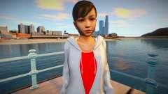Haruka From Yakuza for GTA San Andreas