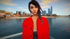 Fortnite - Remedy Fashion Casual V1 Jacket LV for GTA San Andreas