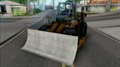 Dozer [HD Universe Style] for GTA San Andreas