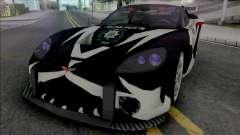 Chevrolet Corvette C6.R Cross for GTA San Andreas