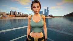Lara Croft (the last revelation) from Tomb Raide for GTA San Andreas