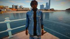 Young guy for GTA San Andreas