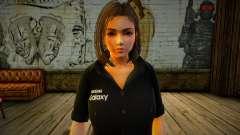 Samantha Samsung Assistant Virtual Casual 3 Alte for GTA San Andreas