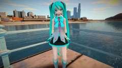 PDFT Hatsune Miku Star for GTA San Andreas